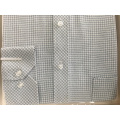 Cotton Yarn Dyed Fabric men shirt