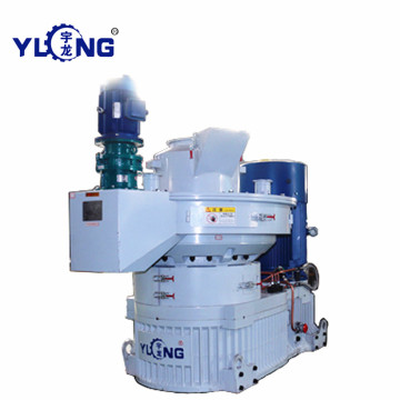 Wood sawdust pelletizer pellet machine