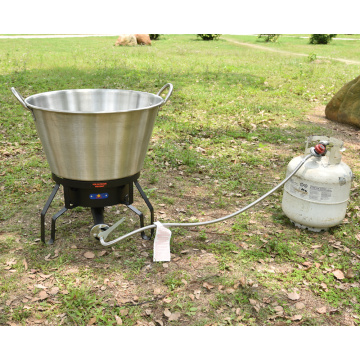 200000BTU Portable Cast-Iron Camping Outdoor Burner Stove
