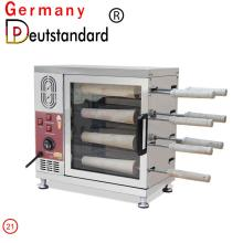 commercial chimney cake machine with good quality for sale