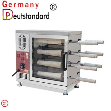 2020 Hot sale chimney cake machine with 8 pcs rollers with CE
