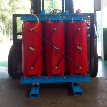 500KVA 6.6/0.55KV resin cast dry type transformer