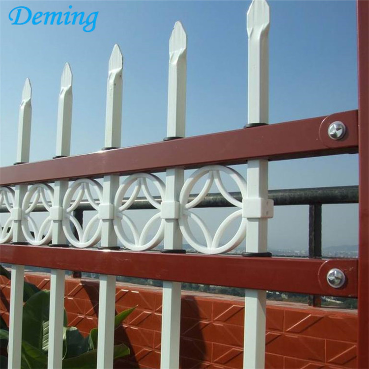 Used Decorative Wrought Iron Fence Panels for Sale