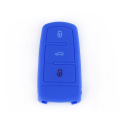 Rubber Car Key Cover Case for VW CC