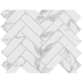 Natural carrara marble mosaic printing for houses