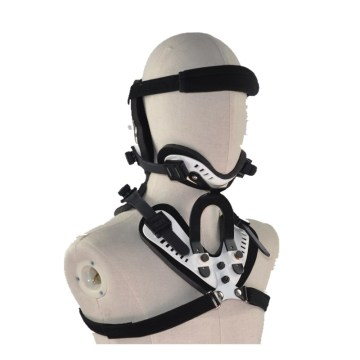 Adults adjustable cervical thoracic orthosis