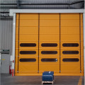 PVC High Speed ​​Stacking Garage Door
