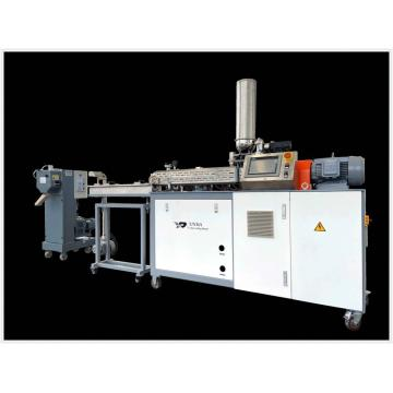 PP Glass Fiber Pellets Extruder Twin Screw Compounding Extrusion Line