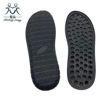 Men Black Shoe Sole