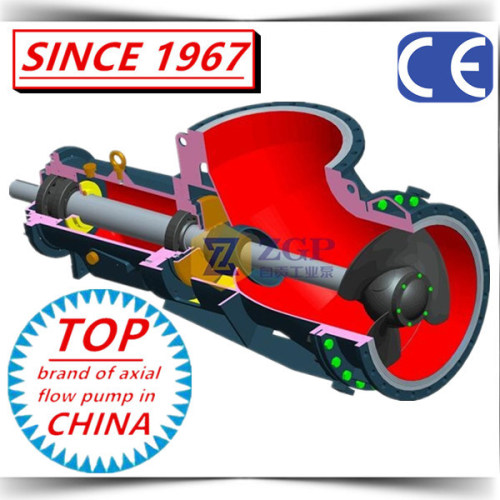 Horizontal Chemical Axial Flow Pump & Elbow Pump