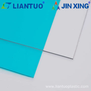 0.8-6 mm PS Plastic Mirror Sheet