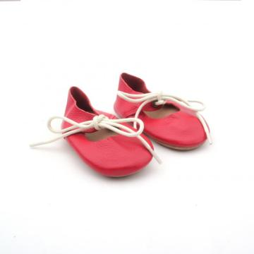 Leather Soft Sole Casual Kids Shoes