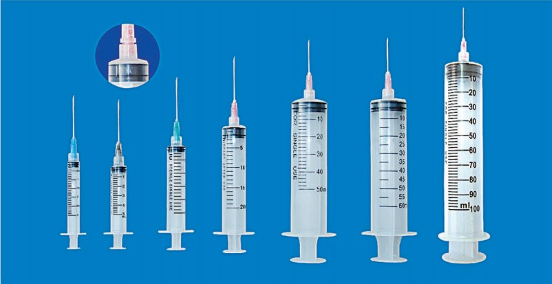 Tuberculin Disposable Syringe