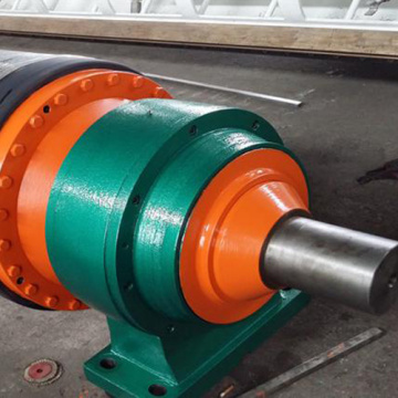 Suction Press Roll Shells