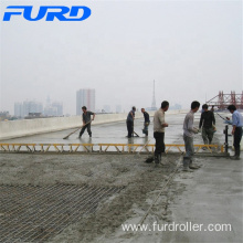 Electric Vibrating Power Concrete Screed for Floor Leveling