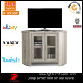Mobile Corner TV Stand for 55 inch TV