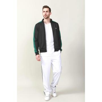 MEN'S KNIT TRICOT SPORT JACKET