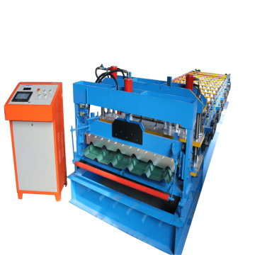 Glazed Tile Metal Roof Panel Making Machines