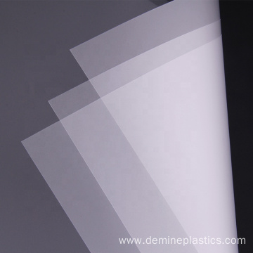0.5mm clear polycarbonate film flexible thin plastic film