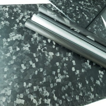 pure carbon fiber sheet with cnc cutting