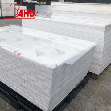 HDPE Pe Polyethylene High Density Hard Plastic Plate