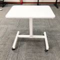 Pneumatic Height Gas One Leg Pneumatic Table
