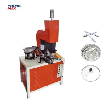 Hydraulic utensil rivet assembly machine riveting machine