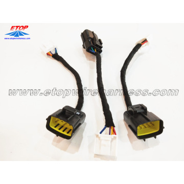 IATF16949 certified automotive cable assembly