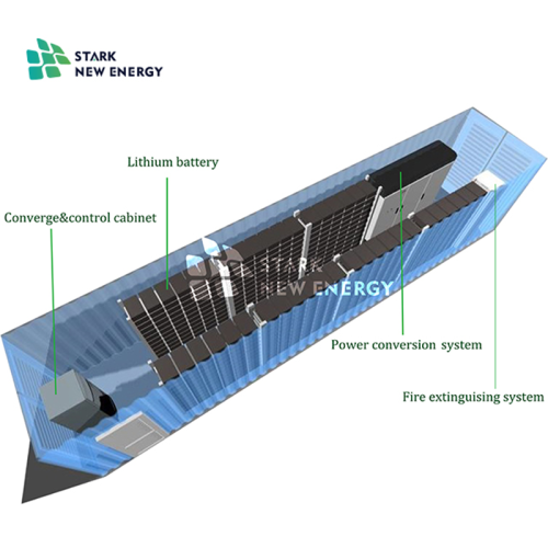 300KWh Container Energy Storage System