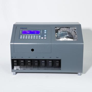 Heavy-duty Coin Counter and Sorter