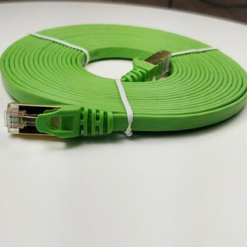 Free Sample Cat7 Flat Ethernet Patch Cable