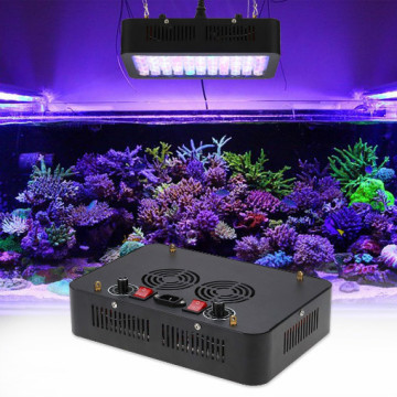Aquário Marinho LED Lighting Full Spectrum 165W