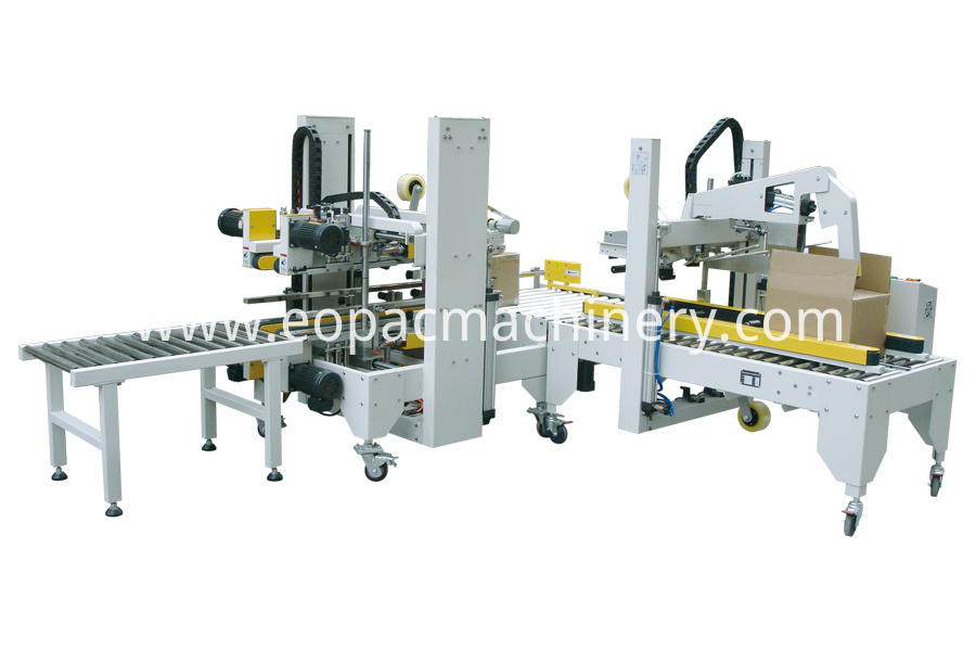 Carton Sealer Taping Machine