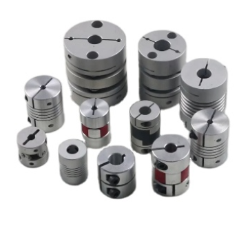 Jaw Type Flexible Coupling for CNC machine