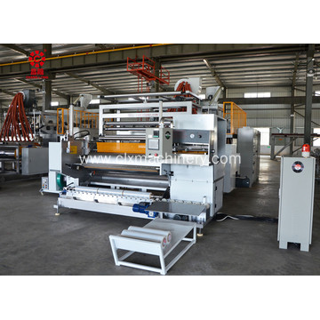 Intelligent automatic cling film machine