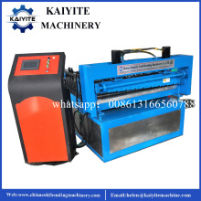 Sheet Metal Flattening Slitting Cutting Machine