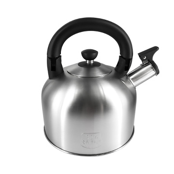 New designed stainless steel  whistle kettle