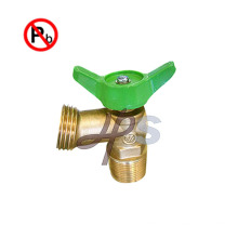 Free Lead Brass Boiler Drain with Mip Thread X Hose Thread