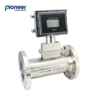 LWQ Gas Turbine Flow Meter