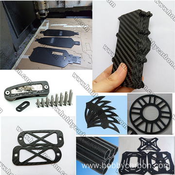 0.3x250x400 decorative carbon fiber sheet