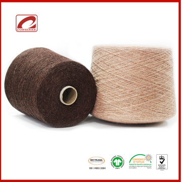 Fox wool thermolite nylon blend benang