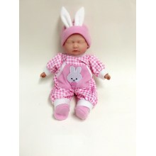 "14"" Pink Clothes Baby doll"
