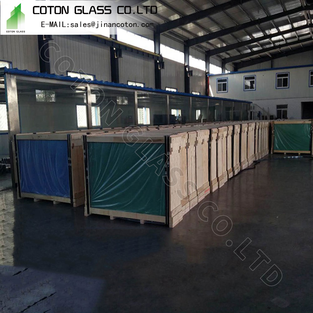 Plain Float Glass