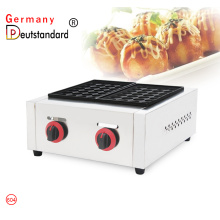Gas Fish Ball Waffle Maker Parrilla de pescado