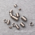 4-40 threaded brass inserts with coating