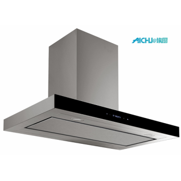 Stainless Steel & Glass Chimney Hood