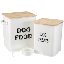Pet Food and Treats Containers