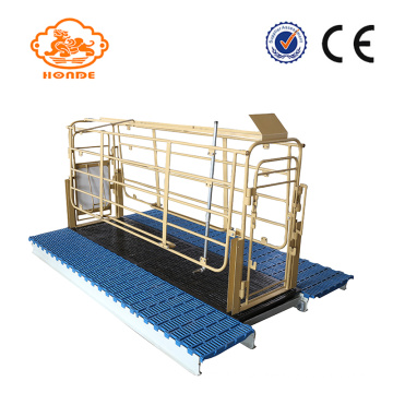 Automatic Welding Steel Tube Pig Pen For Sale