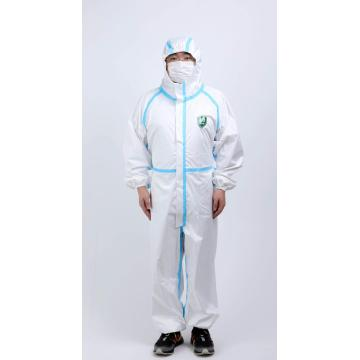 Disposable Protective coverall suit
