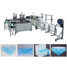 3 Layer Face Mask Machine